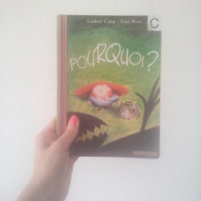 Pourquoi de Lindsay Camp et Tony Ross chez Gallimard Jeunesse