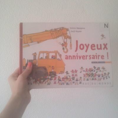 Joyeux anniversaire de Chihiro Nakagawa et Junji Koyose chez Rue du Monde