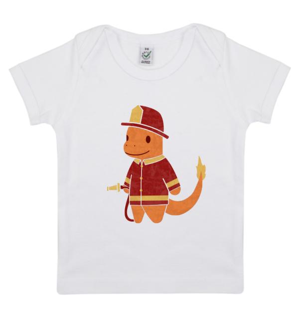 Bébé T-Shirt choixdeMouette