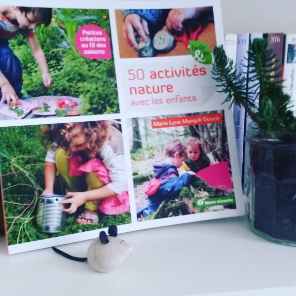 Livre 50 activités nature en situation