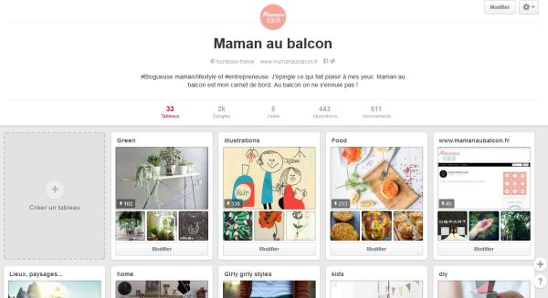 Mamanaubalcon sur Pinterest