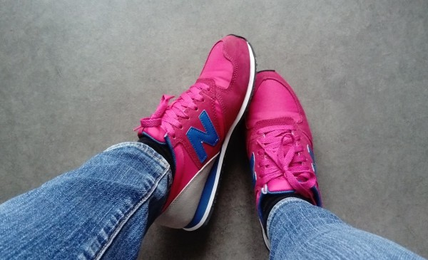 Footway notre shopping chaussures new balance