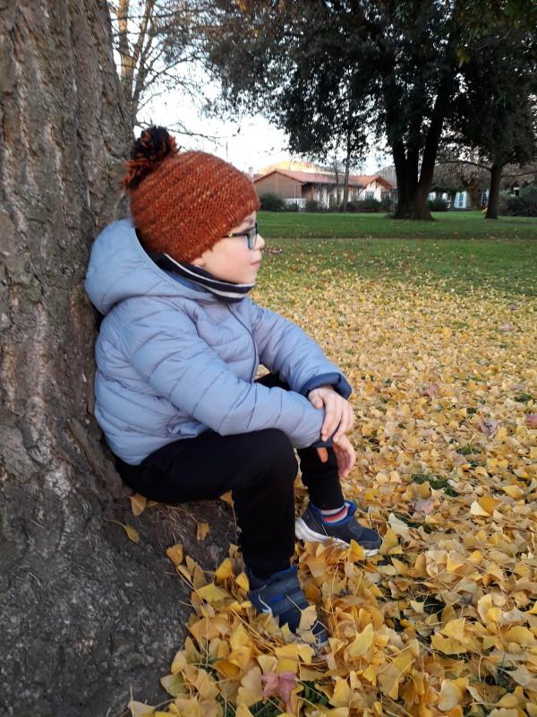 Mouette a 7 ans