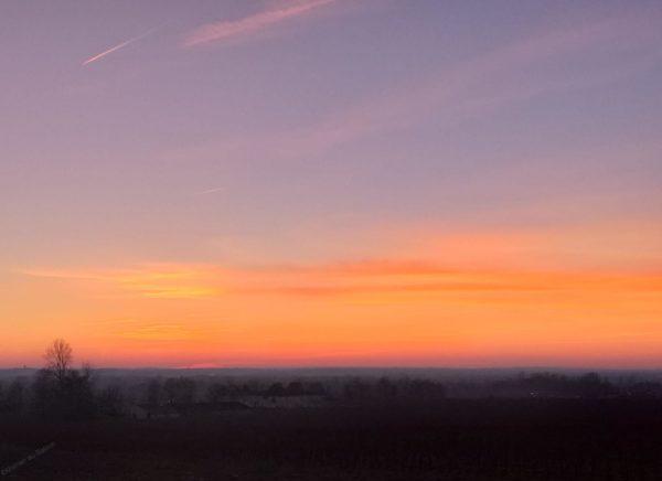 dernier coucher de soleil de 2019